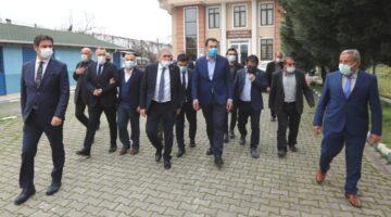 Ali İhsan YAVUZ'dan, ASKF'ye anlamlı ziyaret