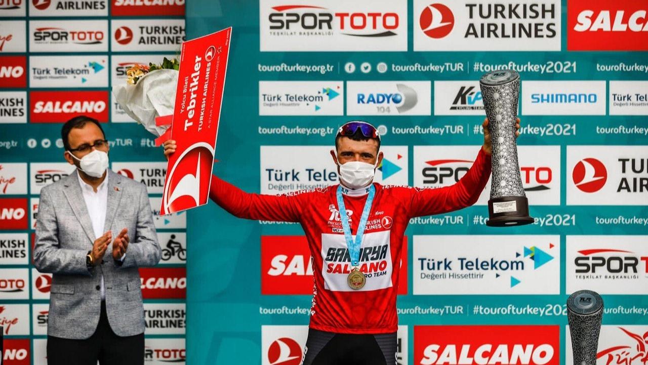 Türk bisikletinin gururu Sakarya Büyükşehir