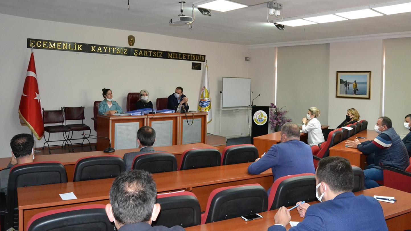 Sapanca Belediyesi'nden Daire Müdürlerine KVKK eğitimi