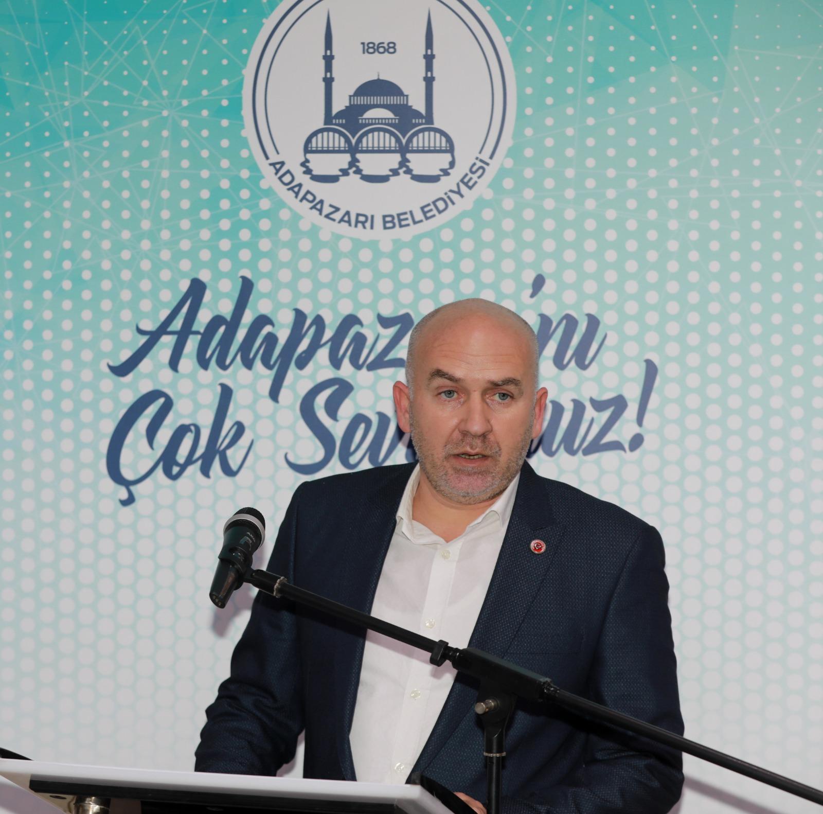 """İYİ Parti Adapazarı Belediye Meclis Üyesi Hüseyin Akçalışkan: """"Söz veriyoruz"""""""