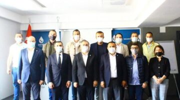 İYİ Parti'den Deva Partisine İade-i ziyaret