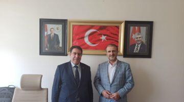 Mehmet Koç'tan, Önder Karan'a ziyaret