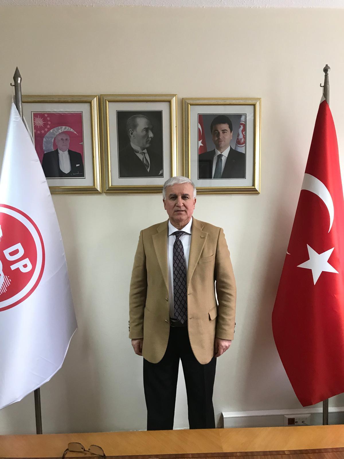 Demokrat Parti Sakarya İl Başkanı İsmail Ergül; eski adı TÜVASAŞ olan TÜRASAŞ…