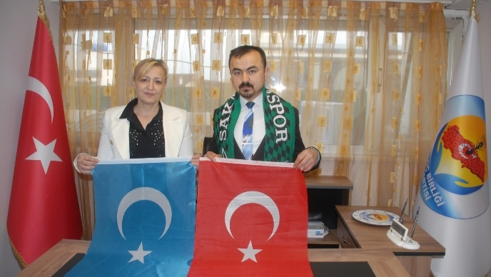 Cumhurbaşkanı Osman; Sakarya'da  Güç Birliği Partisi'nin misafiri oldu…