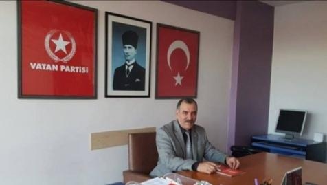 Vatan Partisi Sakarya İl Başkanı Kemal Ağralı'nın kamuoyuna açıklaması