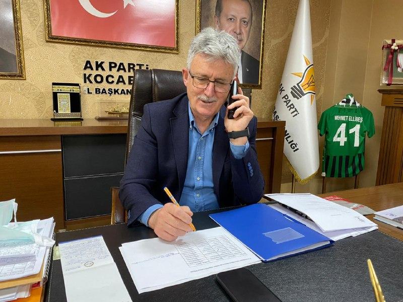 AK Parti Kocaeli; işi sıkı tutuyor