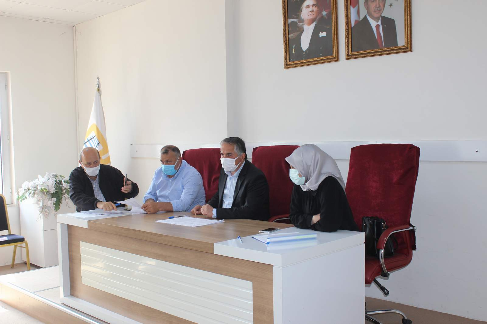 Arifiye Belediyesi Meclisi; tam kapanmanın bitimi ile toplandı