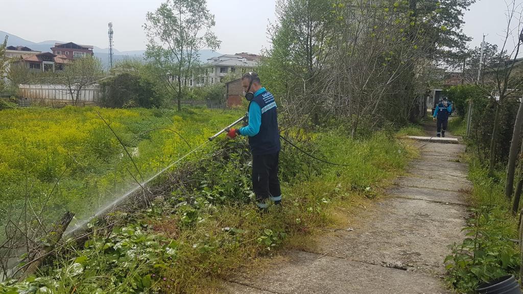 Sapanca'da hazırlıklar devam ediyor