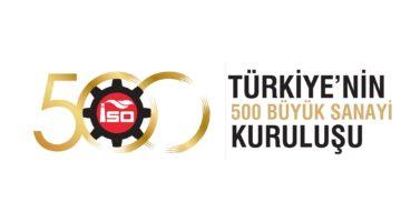 İSO ilk 500 listesinde Sakarya'dan 22 firma sıralamada yükselişe geçti