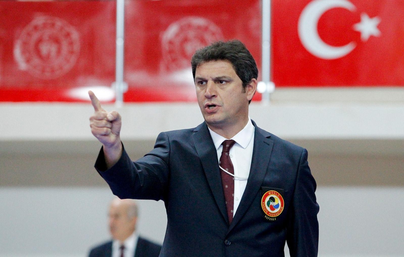 Uğur Kobaş Hırvatistan'a gitti.