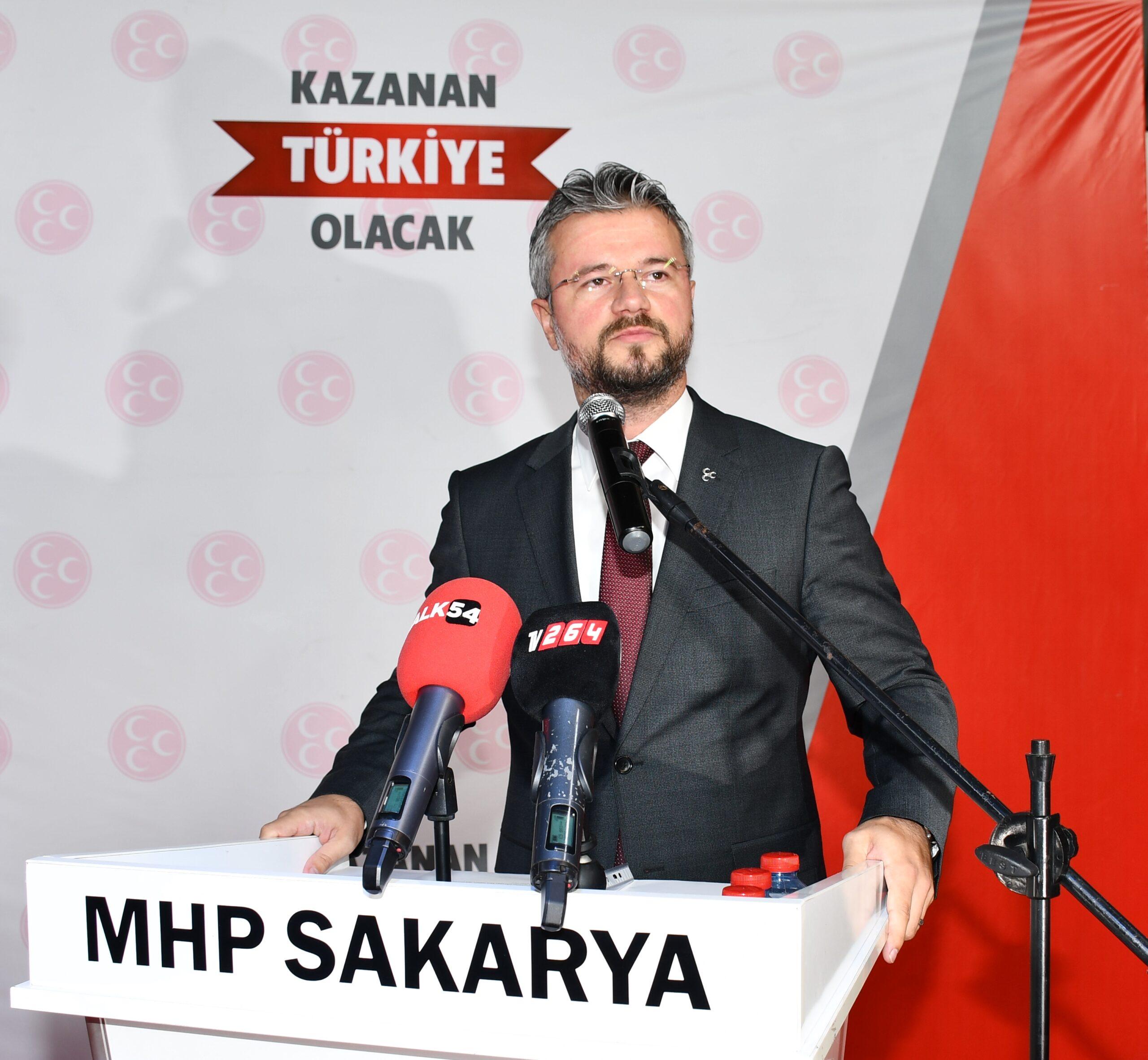 MHP'li Akar'dan 3 Mayıs mesajı