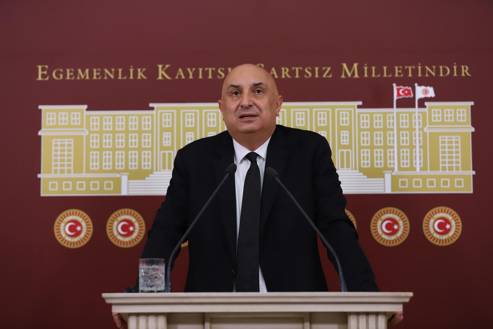 """Özkoç: """"Altay Tankı projesinden Katarlıları çıkaralım"""""""