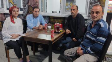 Çaylak'tan İlyas Bir'e Ramazan desteği teşekkürü