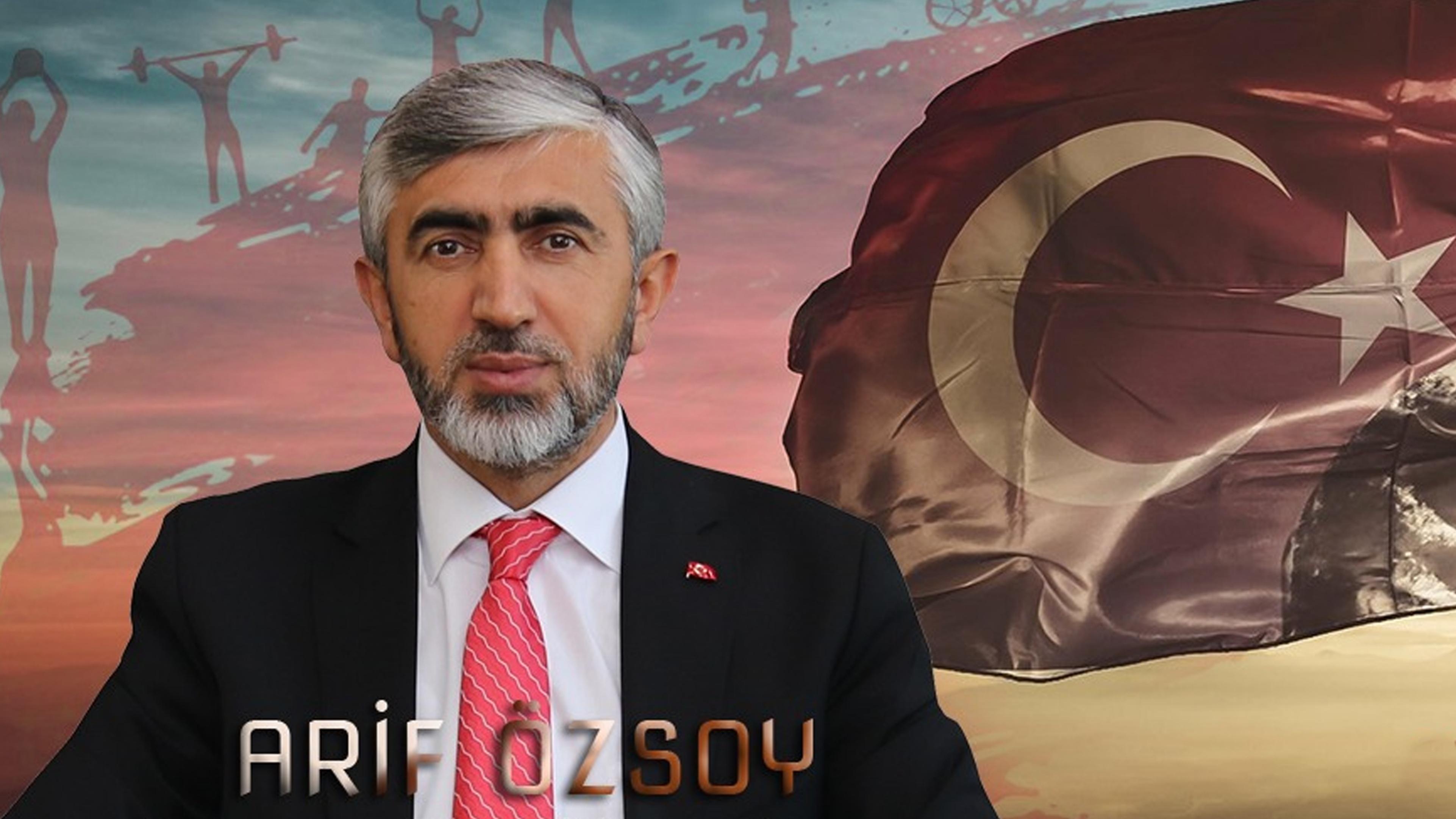 Arif ÖZSOY'dan, 19 Mayıs mesajı
