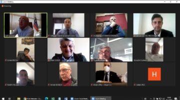 Mobilya sektöründe ham madde sorununa yönelik ortak değerlendirme toplantısı