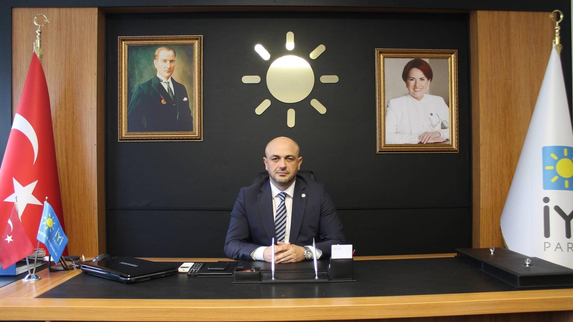 Başkan Kılıçaslan'dan Ramazan Bayramı kutlama mesajı