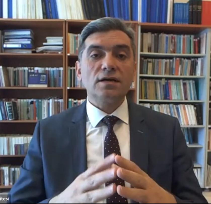Soykırım iddiaları çerçevesinde Türk-Ermeni ilişkileri konulu konferans düzenlendi