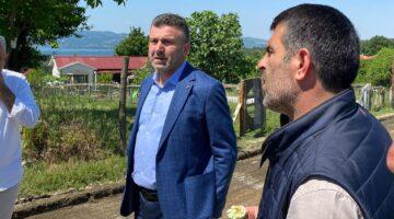 Hacımercan asfalta kavuşuyor