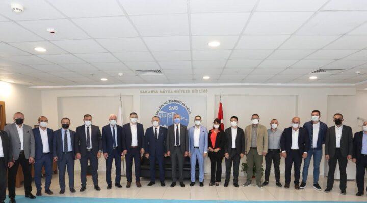 Sakarya'da ekonomi tabanlı STK'lar ortak talepleri dile getirdi