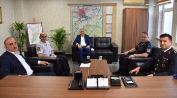 Başkan Fevzi kılıç Jandarma Teşkilatı'nın 182. yılını kutladı