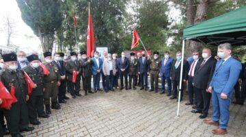 """Kurtuluşun 100. Yılı etkinlikleri başladı: """"Halit Molla"""" kabri başında anıldı"""