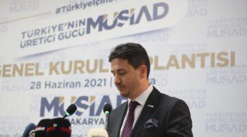 MÜSİAD'ın 7. Dönem Başkanı İsmail Filizfidanoğlu