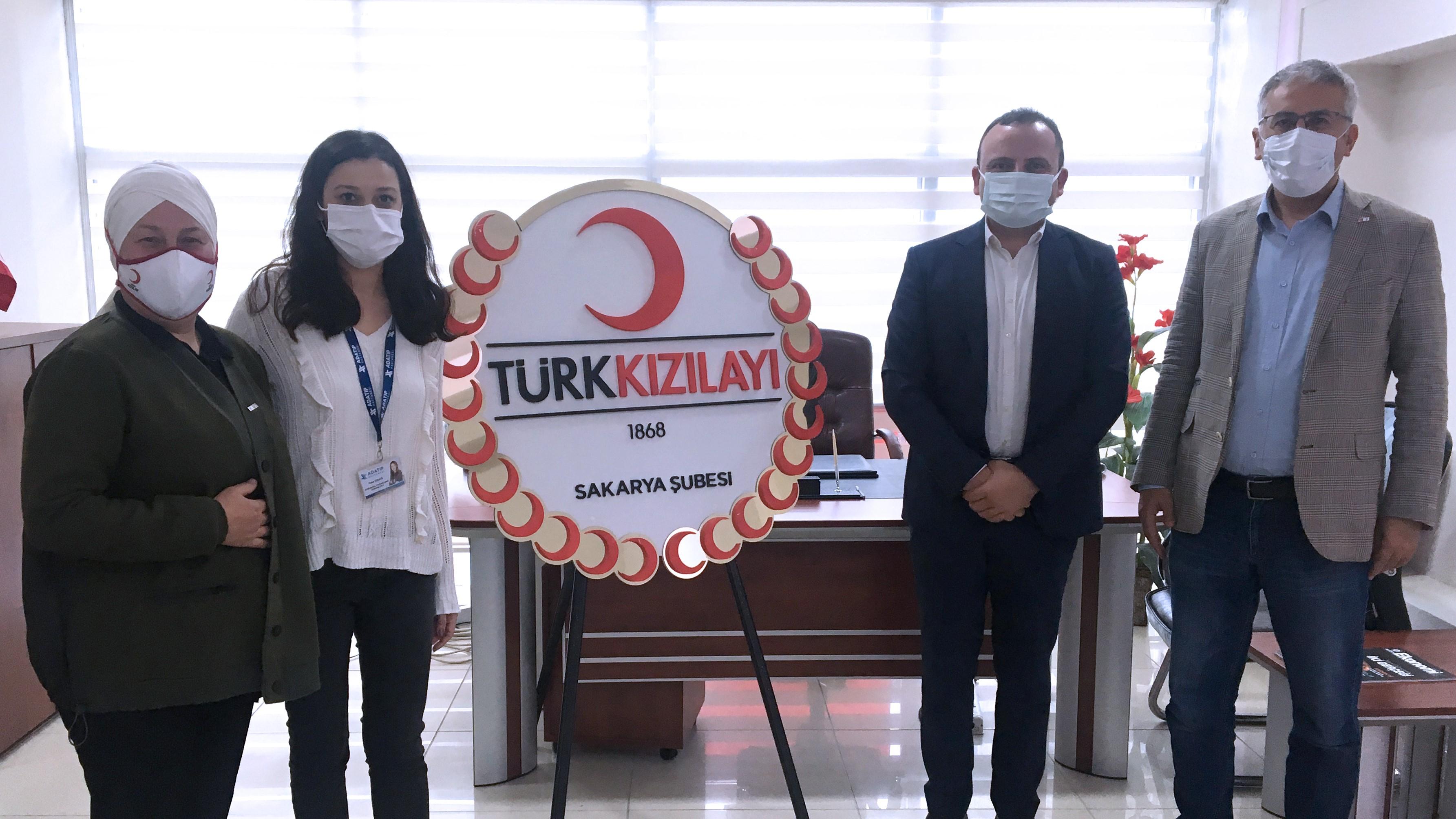 """""""14 Haziran Dünya Kan Bağışçıları Günü""""nü kutladılar"""