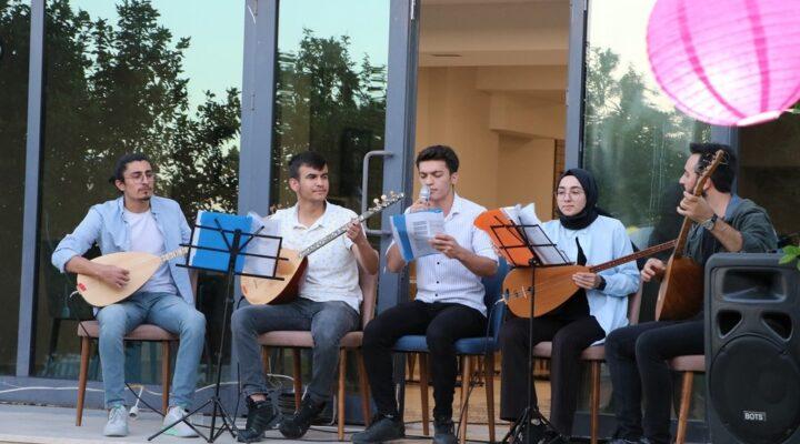 Serdivan'da kültürler buluştu
