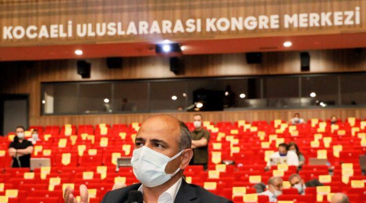 Kocaeli, Körfez'e 400 milyon TL'lik altyapı yatırımı