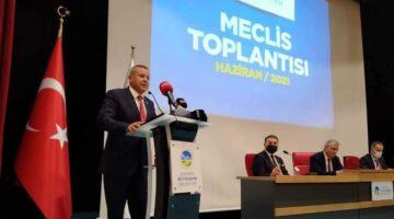 Saadet'li Ahmet Şen sorunları gündeme getirdi