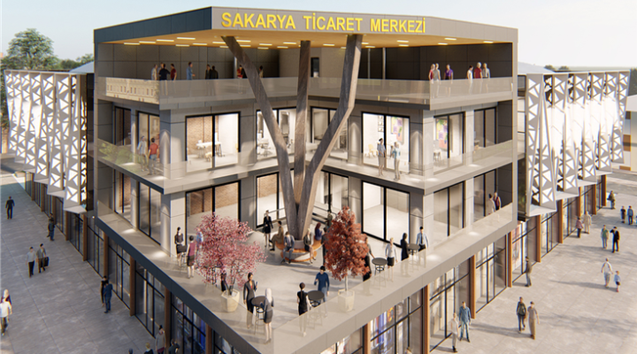 Ticaret Merkezi ihalesinin üçüncü etabı 3 Ağustos'ta yapılacak