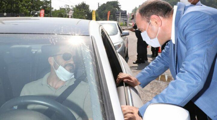 Vali Kaldırım Bayram sonrası sürücülere ve vatandaşlara uyarıda bulundu