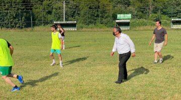 Kışlaçay Köyü Gençliğinden Bayramda Mini Futbol Turnuvası