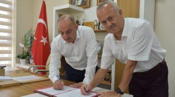 Erenler'de diş hastanesi protokolü imzalandı