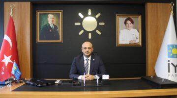 Başkan Kılıçaslan'dan kurban bayramı mesajı