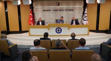AK Parti'li Tever saha çalışmalarını ve gündemi değerlendirdi