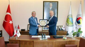 STB Heyeti Tekirdağ'da bir dizi ziyaretlerde bulundu