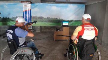 Engelli sporcular dünya şampiyonasına apartman bodrumunda hazırlanıyorlar
