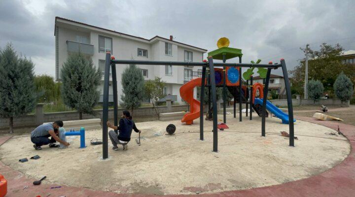 Arifiye Belediyesi'nden 3 yeni park