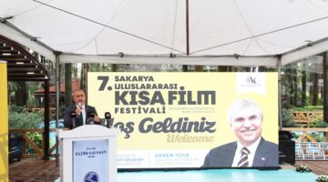 7. Sakarya Film Festivali'nin lansmanı yapıldı