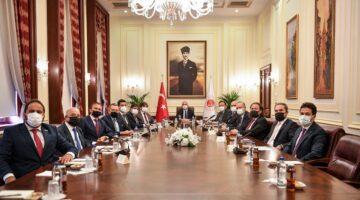 MÜSİAD'dan Ankara ziyareti