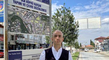 Serbes: SGK Kavşak Projesi'nde mağduriyete son verilmeli