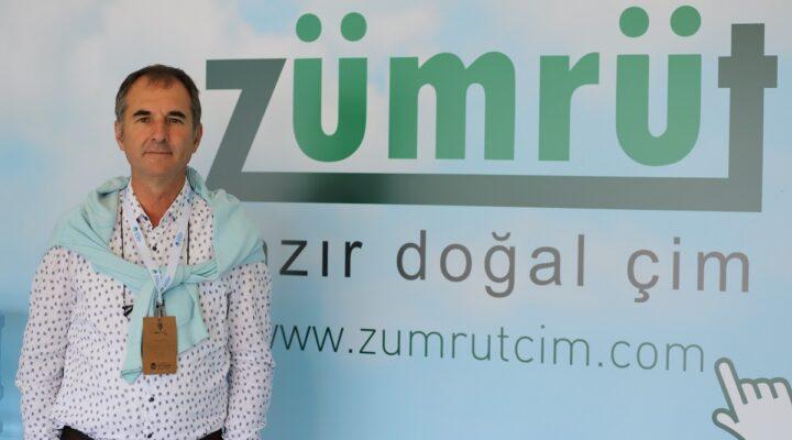 Zümrüt Peyzaj PSB Anatolia Fuarında Dikkatleri Üzerine Çekti