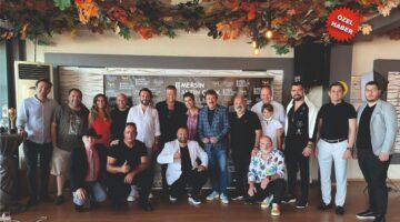 Altın Çilek Ödülleri Lansmanına Ünlüler Akın Etti