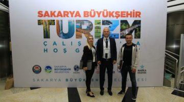 Turizm Çalıştayı SAÜ Kültür ve Kongre Merkezinde yapıldı