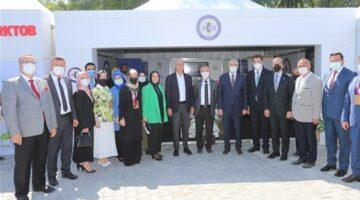 Sakarya PSB Anatolia 2021 Fuarı'nda SATSO Standı'na yoğun ilgi