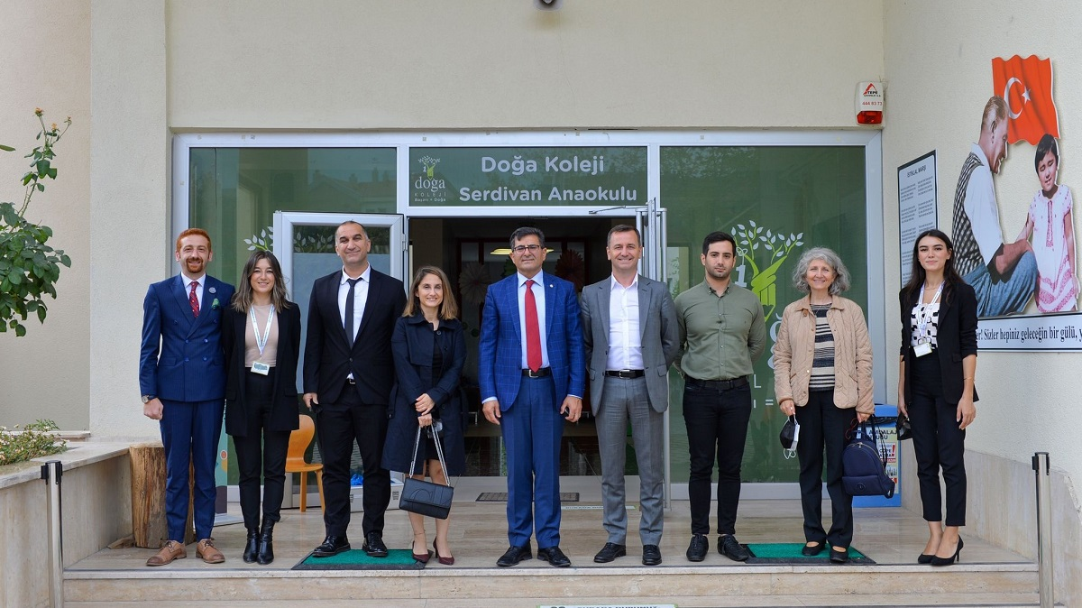 İTÜ Eta Vakfı Doğa Koleji Genel Müdürlüğü Sakarya'da