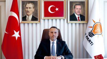 AK Parti İl Başkanı Yunus Tever Açıklamalarda Bulundu