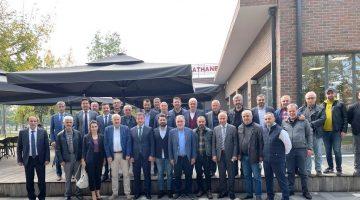 SGK , İŞKUR ve ticaret il müdürleri mobilyacıları bilgilendirdi