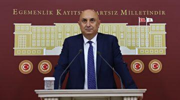"""Özkoç: """"ekonomide kötüye gidişin sebebi Erdoğan'a güvensizlik"""""""